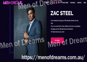 Men of Dreams Australia