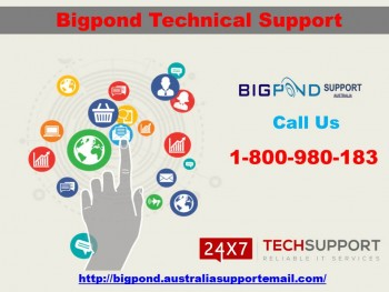 1-800-980-183 Bigpond Technical Support