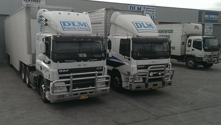 DLM Removals &am ...