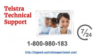 Get Telstra Technical Support |1-800-980-183 Number
