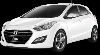 Hyundai i30 Hatchback Car For Rent in Melbourne At Best Price