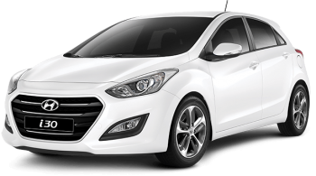 Hyundai i30 Hatchback Car For Rent in Melbourne At Best Price