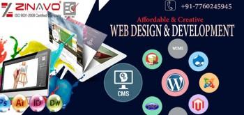Affordable website design & development