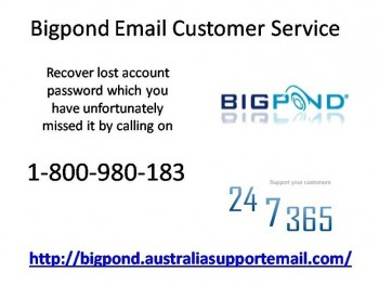 Accurate Support 1-800-980-183 Bigpond Email Customer Service