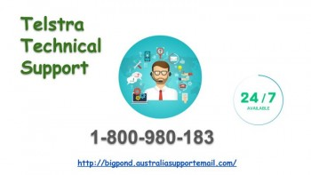 Supported Customer Service Is Available At Telstra Technical Support Number 1-800-980-183