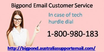 Bigpond Support  At 1-800-980-183 Email Customer Service Australia