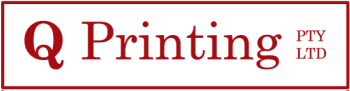 QPrinting  business card design