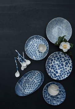 Perfectly Crafted Blue and White Porcela