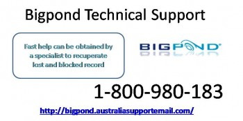 Eradicate all issue Bigpond Technical Support 1-800-980-183 Help