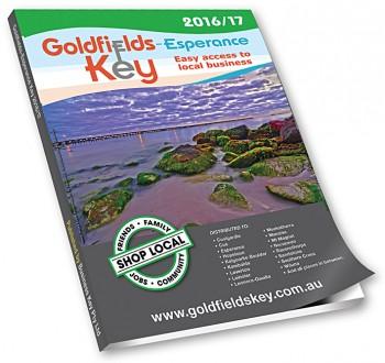 Goldfields-Esperance Key