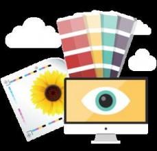 ONA Print Graphics business card printer