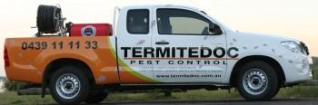 Termitedoc pest control