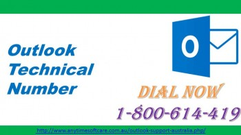 Outlook Technical Number 1-800-614-419 | Fix Problem
