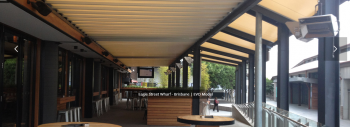 Residential Balcony Awnings