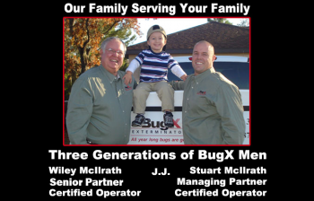 Bugx exterminators pest control