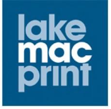 Lakemac print business card template
