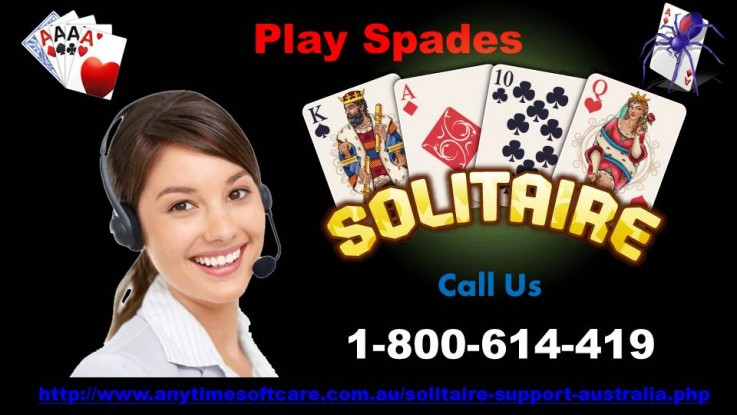 Play Spades 1-800-614-419 Keep Enjoying