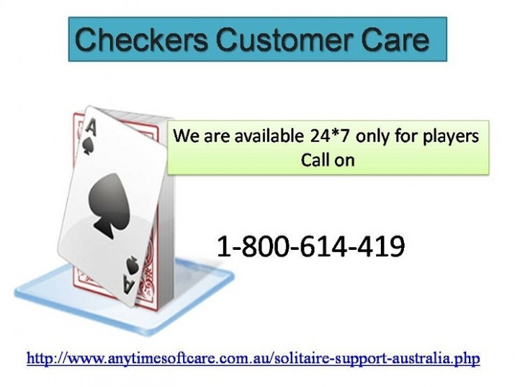 Expert Checkers Customer Care 1-800-614-419 Support