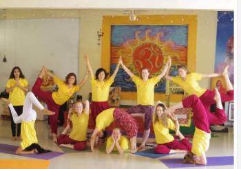 Yoga Teacher Training In India – Paraman