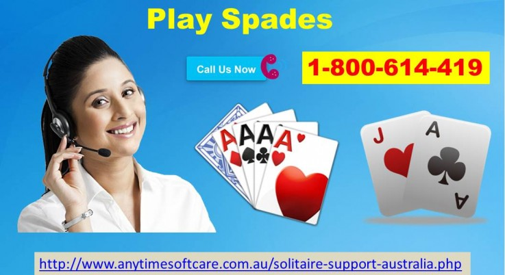 Play Spades | 1-800-614-419
