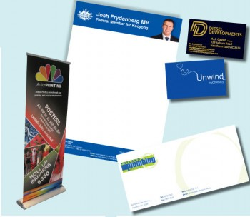Action Printing vistaprints business cards
