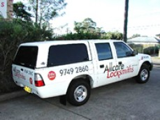 Allcare Locksmiths & Security