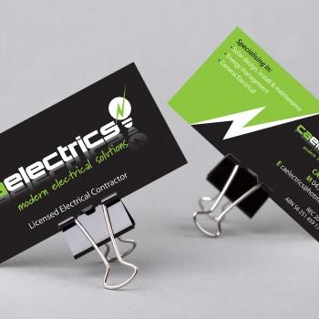LogoArt Design vistaptint business cards