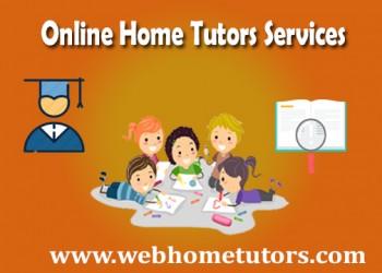 Online Home Tutors Services