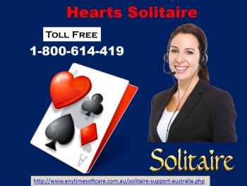 Download Hearts Solitaire  1-800-614-419