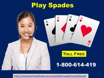 Playing Spades | Dial Active 1800614419