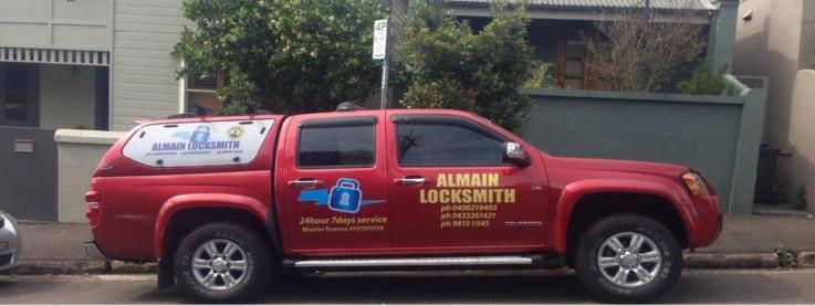 ALMAIN LOCKSMITH
