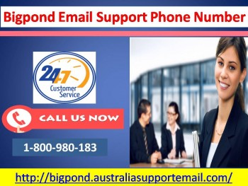 Setup Your Account Via Bigpond Email Support Phone Number   1-800-980-183