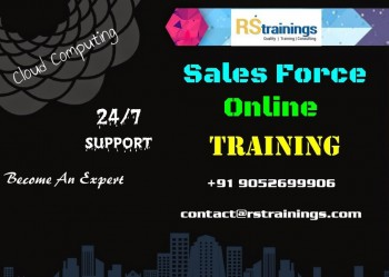 Online Sales Force Training In India, Australia, USA, UK, Singapore, Malaysia, Dubai, Canada