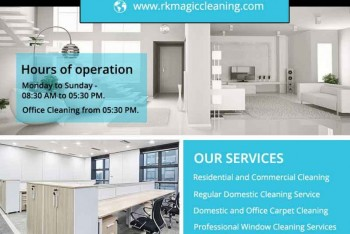 Vacate And Bond Cleaning Services Perth | RK MAGIC CLEANING SERVICES