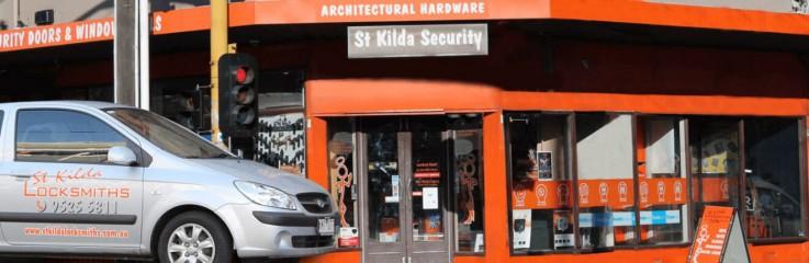 St Kilda Locksmiths