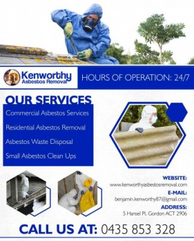 Asbestos Removal and Monitoring Canberra | Kenworthy Asbestos Removal