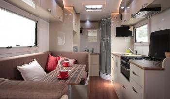 Liberty Tourer 814 Caravan for Sale