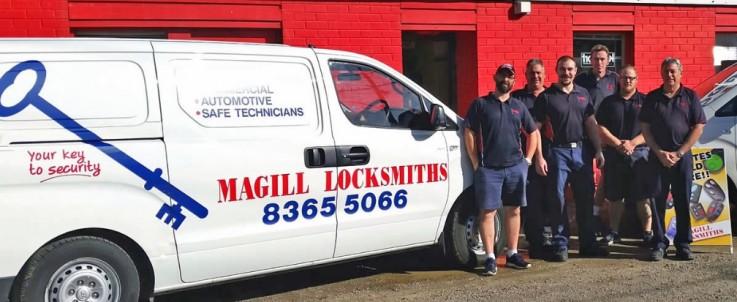 Magill Locksmiths