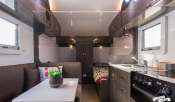 Liberty Tourer 903 19.6FT Caravan