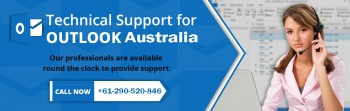 Microsoft Outlook Support Number +61-290-520-846 Australia