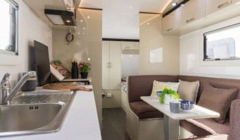 Liberty Tourer 907 21FT Caravan for Sale