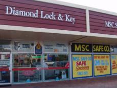 Diamond Lock and ...