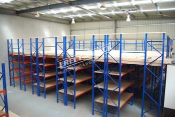 Buy the world-class second hand pallet racking - Erect-A-Rack