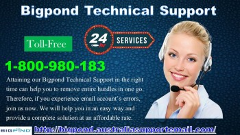 Bigpond Technical Support 1800980183