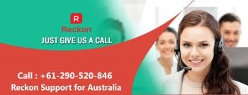 Reckon Accounts mac, iphone, ipad  Helpline Number Australia +61-290-520-846