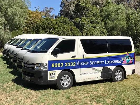 Alchin Security  ...