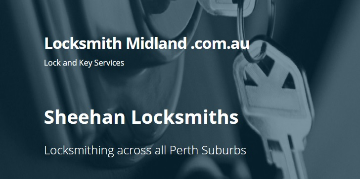 Locksmith in Midland