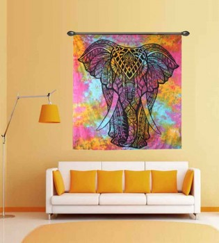 Re-Fresh Your Walls with Wall Hanging Ta