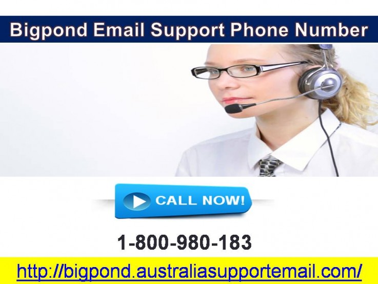 Bigpond Email S ...